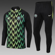 2018 World Cup Nigeria Green Training suit (2018世界杯尼日利亚绿色训练服)