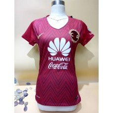 Club America Commemorative 100s Red Women Jersey(美洲100年红色纪念款女装)