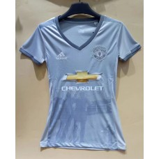 17-18 Manchester United Third Women's Jersey  (17-18 曼联二客女装)