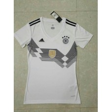 2018 World Cup Germany Home White Women's Jersey (2018世界杯德国主场白色女装)