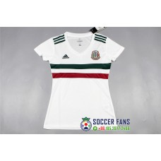 2018 WORLD CUP Mexico Away Women's Jersey(2018世界杯墨西哥客场女装)