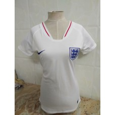 2018 World Cup England Home White Women's Jersey (2018世界杯英格兰主场白色女装)