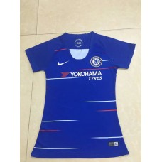 18-19 Chelsea Home Blue Women's Jersey (18-19切尔西主场蓝色女装)
