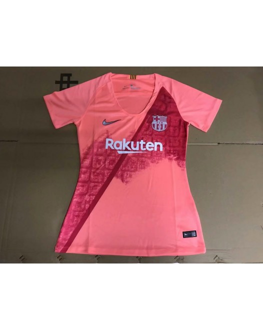 18-19 Barcelona Third Women's Jersey (18-19巴塞二客女装)
