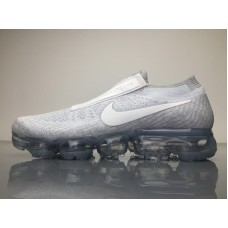 2018 CDG x Nike Air VaporMax Flyknit, Color White