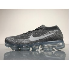 2018 Nike Air VaporMax Flyknit, Color Gray