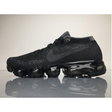 2018 Nike Air VaporMax Flyknit, Color Black