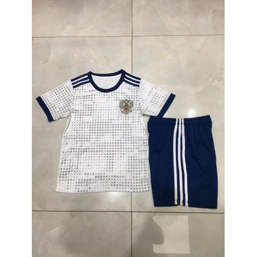 2018 World Cup Russia Away Kid Kit 2018