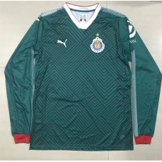 17-18 Chivas Third Green Long Sleeve Thai quality (17-18 芝华士二客绿色长袖)