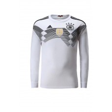 2018 WORLD CUP Germany Home White Long Sleeve (2018世界杯德国主场白色长袖)