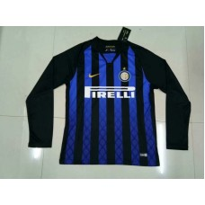 18-19 Inter Milan Home Long Sleeve (18-19国米主场长袖)