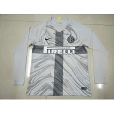 18-19 Inter Milan Third Grey Long Sleeve (18-19国米二客灰色长袖)