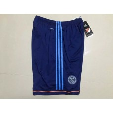 17-18 New York City Home Shorts (17-18 纽约城主场短裤)