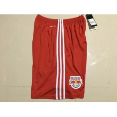 17-18 New York Red Bull Home Shorts  (17-18 红牛主场短裤)