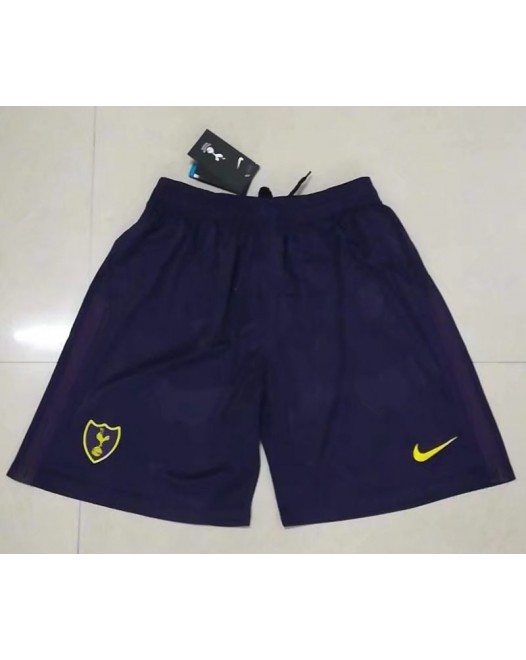 17-18 Tottenham Third Blue Shorts (17-18热刺二客蓝色短裤)
