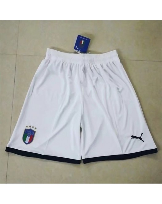 17-18 Italy White Shorts (17-18意大利白色短裤)