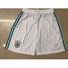2018 World Cup Germany Away White Shorts (2018世界杯德国客场白色短裤)