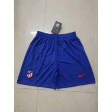 18-19 Atlético de Madrid Home Blue Shorts (18-19马竞主场蓝色短裤)