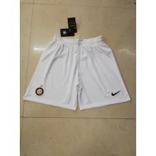 18-19 Inter Milan Away White Shorts (18-19国米客场白色短裤)