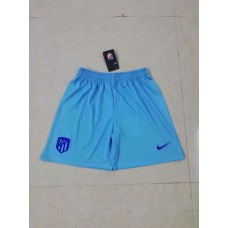 18-19 Atlético Madrid Third Blue Shorts (18-19马竞二客蓝色短裤)
