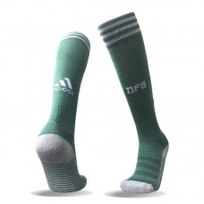 2018 World Cup Germany Away Green Socks (2018世界杯德国客场绿色袜子)