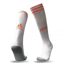 2018 World Cup Spain Away White Socks (2018世界杯西班牙客场白色袜子)